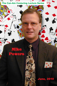The Mike Powers Lecture 2015 by Mike Powers