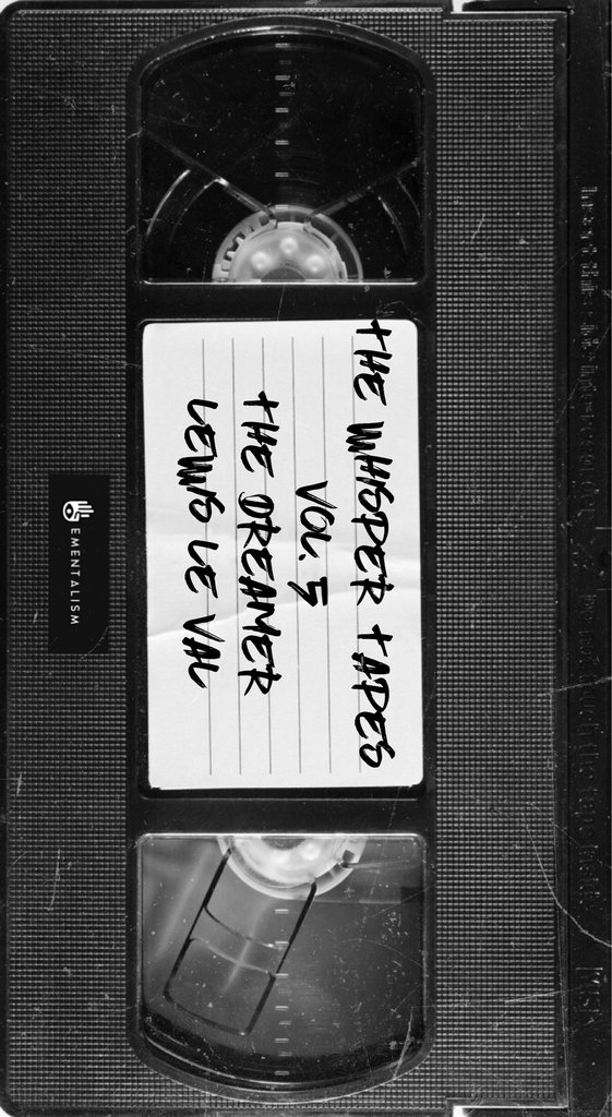 The Whisper Tapes Vol 5 The Dreamer by Lewis Le Val