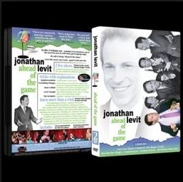 Ahead of the Game by Jonathan Levit (2 DVD set)
