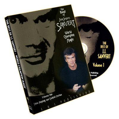 Best of JJ Sanvert - World Champion Magic - Volume 1 - DVD download