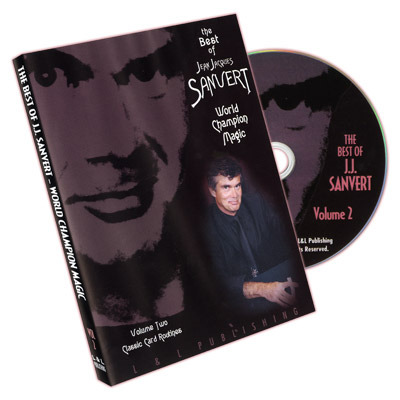 Best of JJ Sanvert - World Champion Magic - Volume 2 - DVD download
