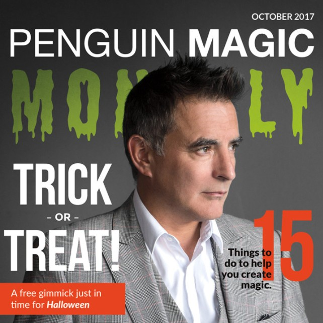 Penguin Magic Monthly - October 2017