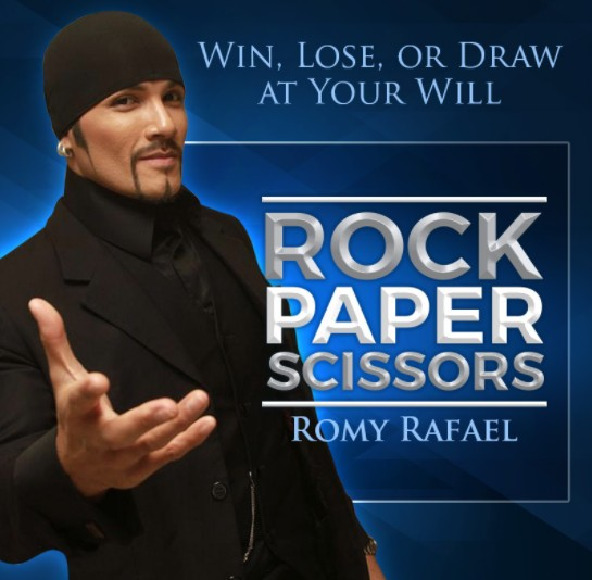 Rock Paper Scissors by Romy Rafael