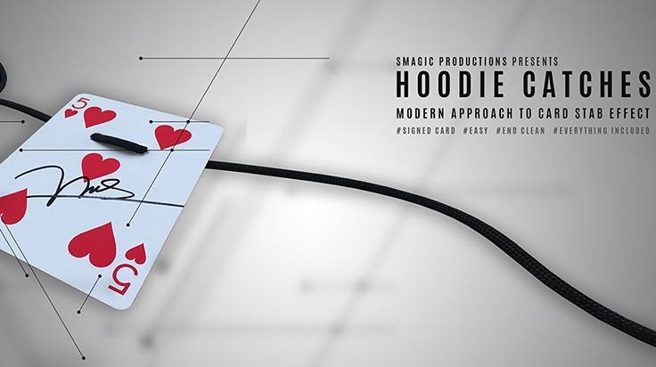 Hoodie Catches by Smagic Productions