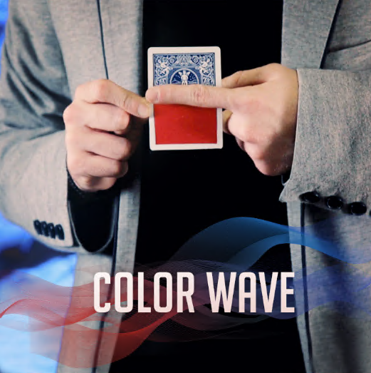Color Wave By Harapan Santoso Ong & SansMind HSO
