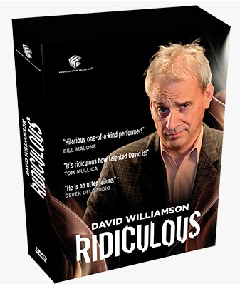 Ridiculous by David Williamson (1-4) (video download)