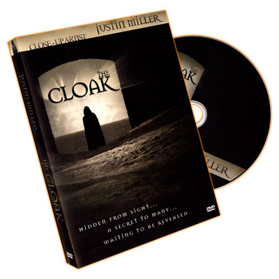 The Cloak by Justin Miller - DVD download