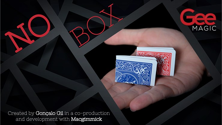 Gonçalo Gil and MacGimmick - NO BOX by Gee Magic (12 videos original link download)