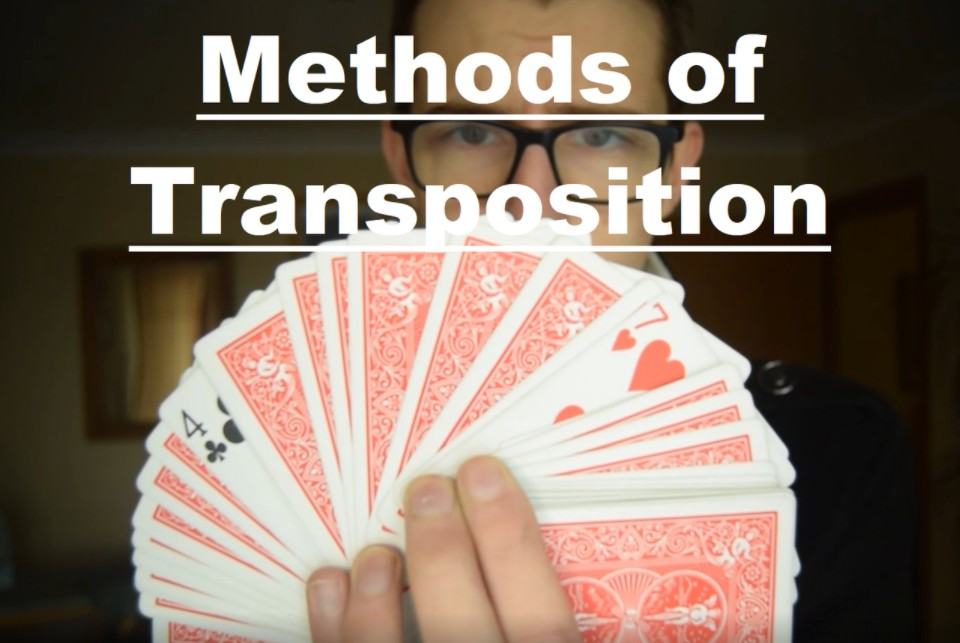 Aidan Humpidge - Methods of Transposition video download