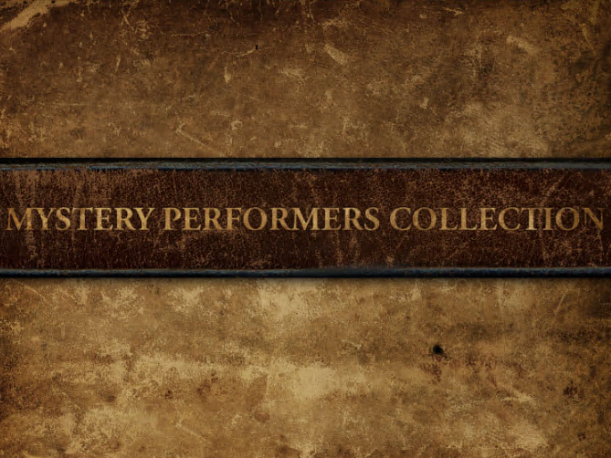 STEVENS Mystery Performers Collection Volume 1 - PDF download