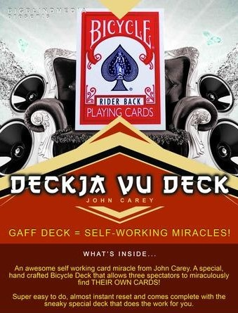 Deckja Vu Deck by John Carey