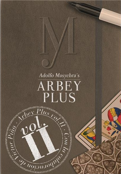 Arbey Plus Vol 2 by Adolfo Masyebra