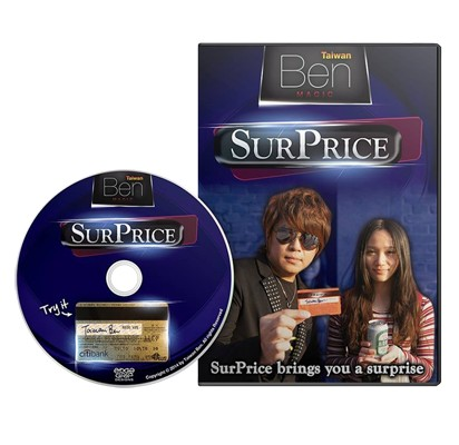 SurPrice by Taiwan Ben (DVD download)