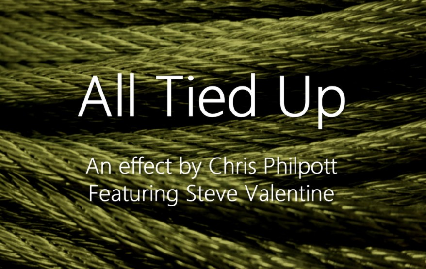 All Tied Up by Chris Philpott