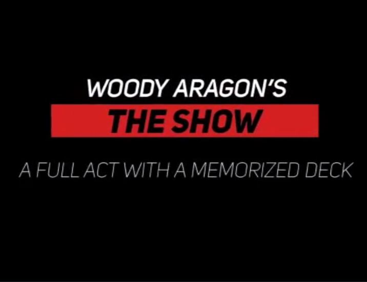 Woody Aragon - The Show (video download)