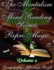 The Mentalism & Mind Reading Secrets of Repro Magic Vol.2