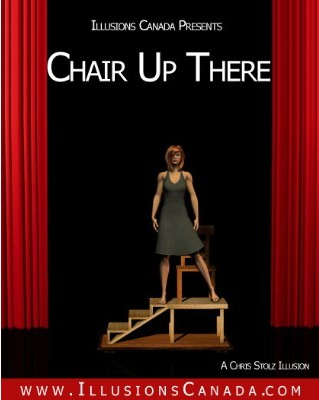 Chair up There By Chris Stolz