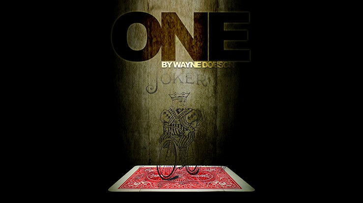 ONE by Wayne Dobson (video + PDF download)