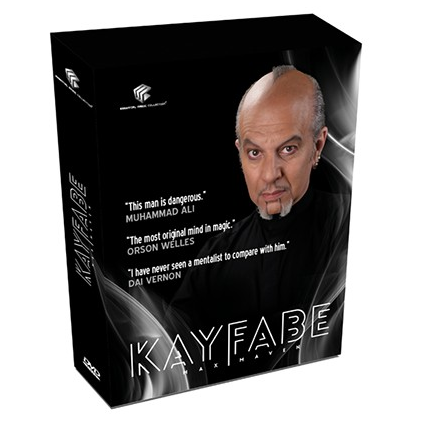 Kayfabe (4 DVD set) by Max Maven and Luis De Matos - DVD download