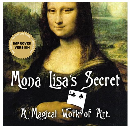 Card shark - mona lisas secret PDF