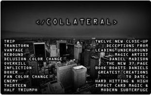 Collateral by Daniel Madison PDF