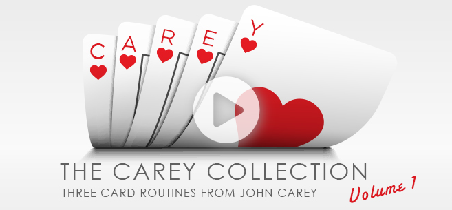 John Carey Collection 1-2 (video download)