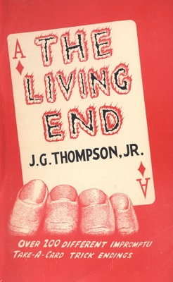 The Living End by J. G. Thompson Jr. PDF