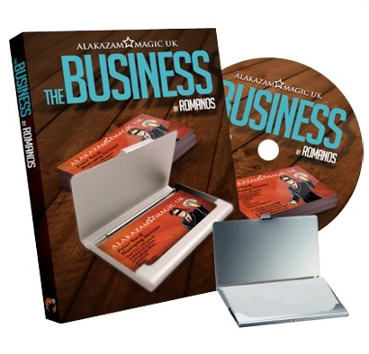 The Business by Romanos (DVD download)