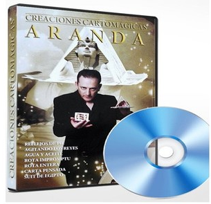 Creaciones Cartomagicas by Aranda (DVD download)
