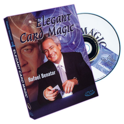 Elegant Card Magic by Rafael Benatar (DVD download)