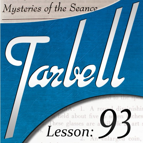 Tarbell 93 Mysteries of the Seance