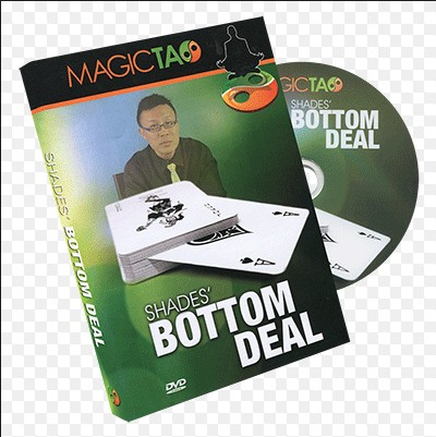 Shades' Bottom Deal by Magic Tao (DVD download)