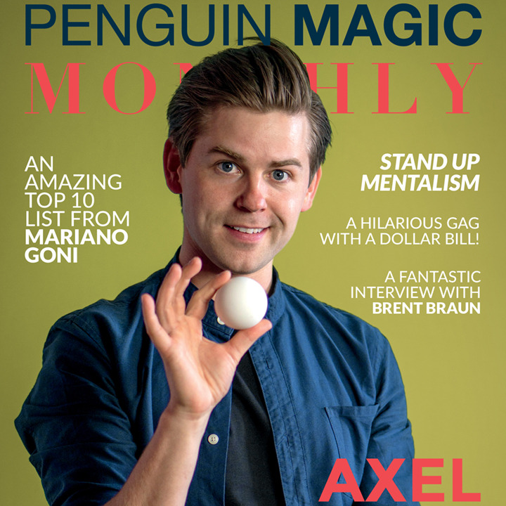 Penguin Magic Monthly - June 2018