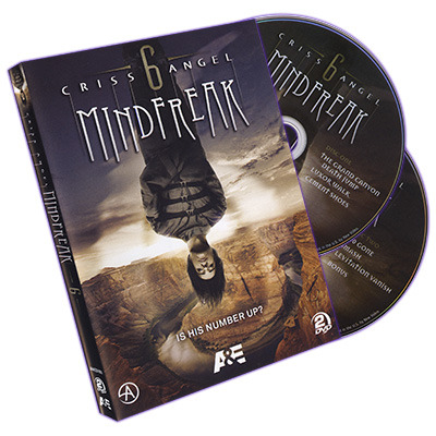 Criss Angel Mindfreak Season 6 (videos download)