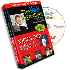 Magic Ingredient & Kidology - Samuel Patrick Smith 2sets (video download)