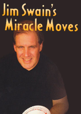 Jim Swain's Miracle Moves by James Swain (DVD download)