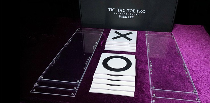 Tic Tac Toe Pro by Bond Lee (video download)