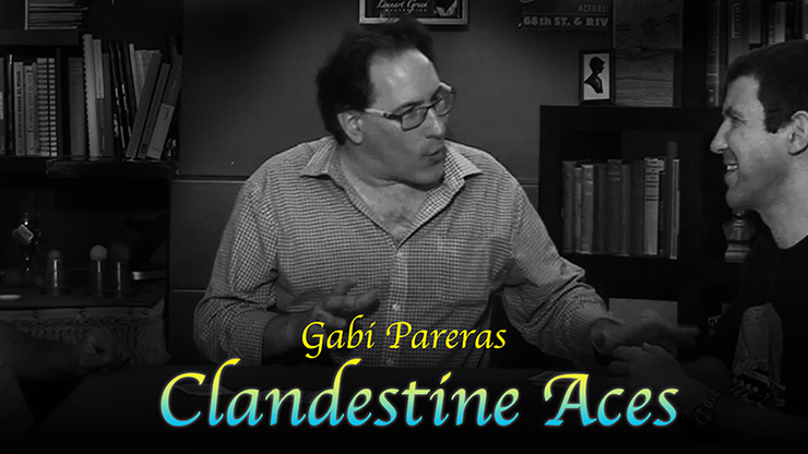 Clandestine Aces by Gabi Pareras (video download)