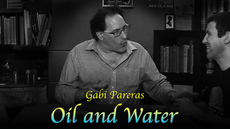 Oil and Water by Gabi Pareras (video download)