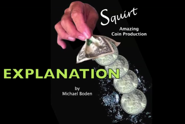Squirt by Michael Boden (video download)