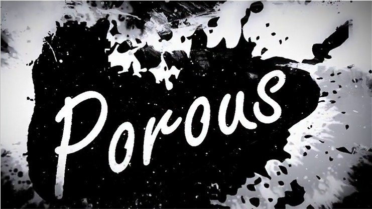 Porous by Seth Race (Video + PDF)