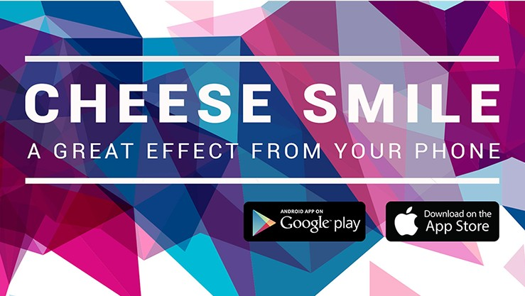 Cheese Smile by Smagic Productions (video download only, no password for app)