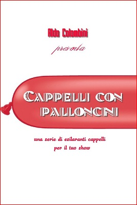 Cappelli con Palloncini by Aldo Colombini (DVD Download)