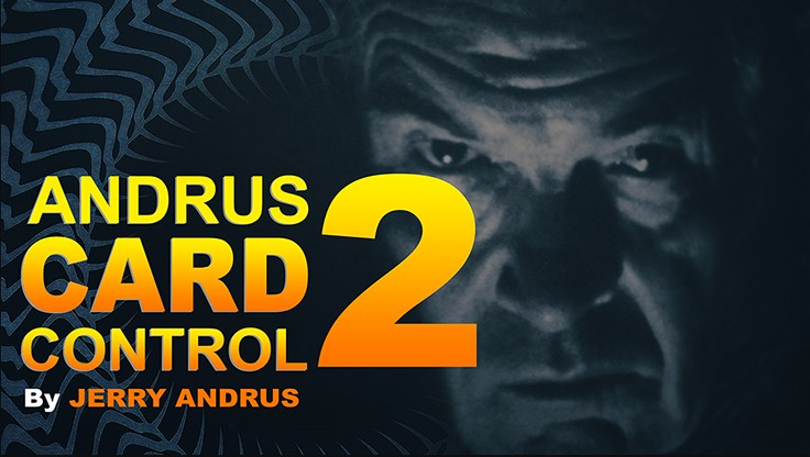 Andrus Card Control 2 by Jerry Andrus (Video Download)