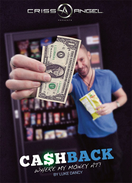 Cashback by Luke Dancy (Video Download)