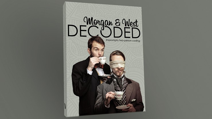 Decoded by Morgan and West (2 Vols Set)
