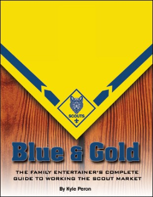 Blue and Gold: The Complete Guide to Working The Scout Market by Kyle Peron PDF