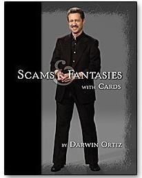 Darwin Ortiz - Scams and Fantasies With Cards PDF