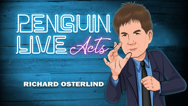 Richard Osterlind Penguin Live - LIVE ACT 2018