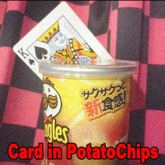 Card in Potato Chips by Tejinaya (Video Download)